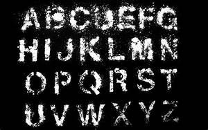 Alphabet Wallpapers - Wallpaper Cave