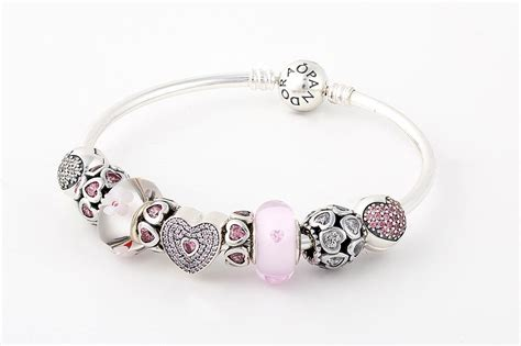 Full PANDORA Bracelets for Inspiration