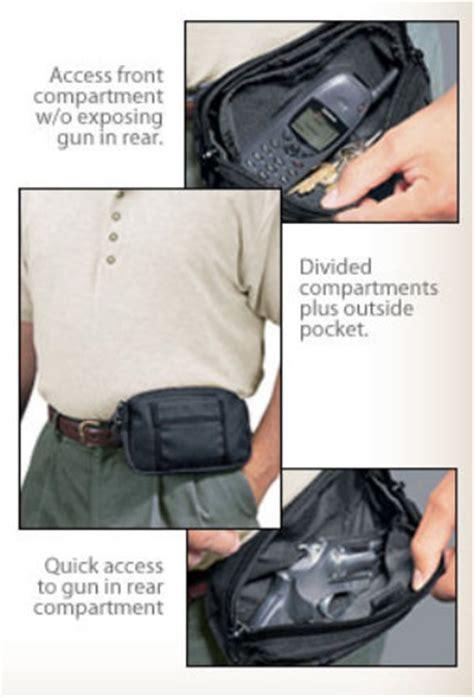 uncle mikes gun pak belt pouch holsters