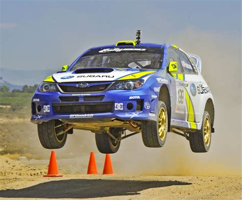 subaru rally racing subaru unveils 2011 rally cars ahead of x games