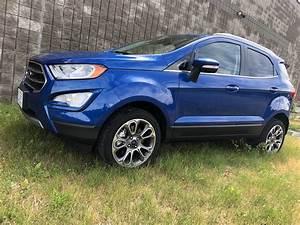 Ford Ecosport Titanium : 2018 ford ecosport titanium 4wd review motor illustrated ~ Medecine-chirurgie-esthetiques.com Avis de Voitures