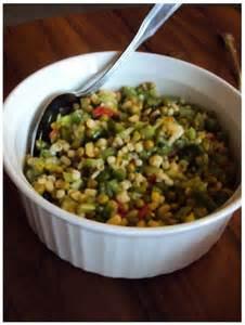 Green Pea Salad Shoepeg Corn