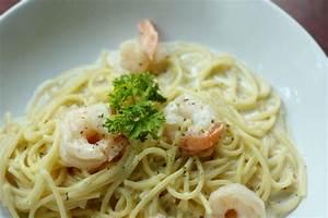 Pasta Mit Garnelen : spaghetti mit garnelen und prosecco rahmsauce rezept von pastaweb ~ Orissabook.com Haus und Dekorationen