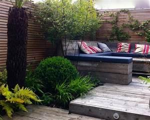 Gartenzaun Ideen Gestaltung : 110 garten gestalten ideen in city style wie sie den ~ Lizthompson.info Haus und Dekorationen