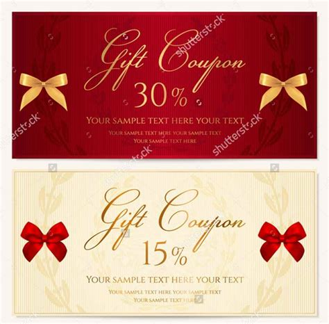 editable gift voucher template template updatecom