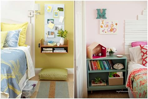 10 Clever Storage Hacks For A Tiny Bedroom  Home Decor