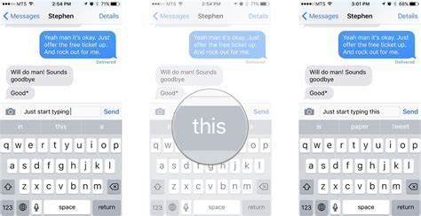 how to add words to iphone dictionary how to use the quicktype keyboard on iphone and imore