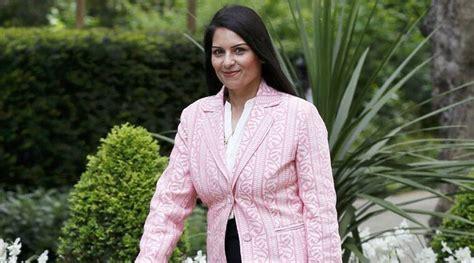 Gujarati-origin MP Priti Patel takes charge at UK ...