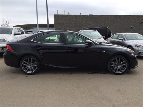 sporty lexus 4 door new 2015 lexus is 250 f sport series 2 4 door car in