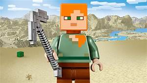 Alex - LEGO® MINECRAFT Characters - LEGO.com US