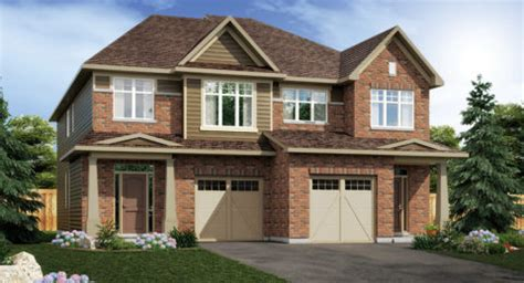 What Does Detached House - tartan ottawa new home builder
