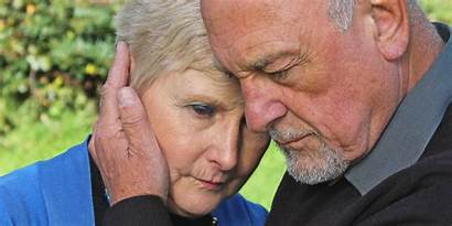Caring Person Care Older Take Health Grief