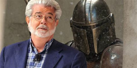 The Mandalorian: What Does George Lucas Think? - That ...