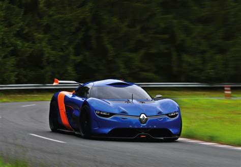 Renault Alpine A110 50 Concept Officially Unveiled