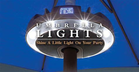 Treasure Garden Patio Umbrella Light by Umbrella Lights Treasure Garden Umbrellas Treasure Garden