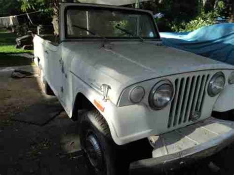 jeep commando hurst find used 1971 jeepster commando hurst edition in valrico