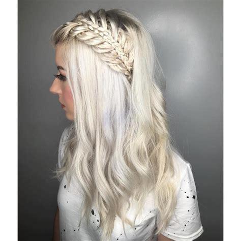 Braids Hairstyles For Hair by Pin By Maaike Dykstra On Hair Platinum Hair Hair