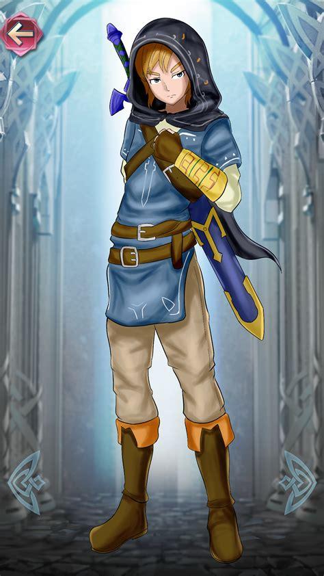 legend  zelda botw feh mod fire emblem heroes skin mods