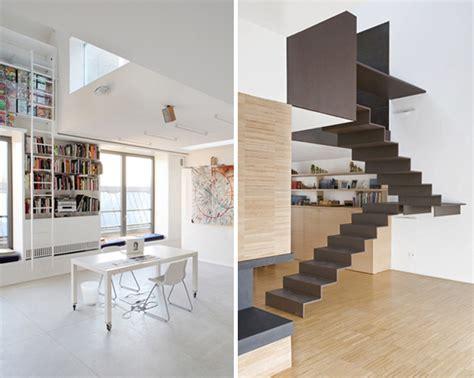 escaleras de interior minimalistas