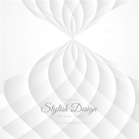 White Abstract Background White Abstract Background Vector Free