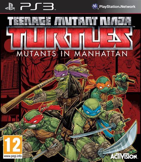 Teenage Mutant Ninja Turtles Mutants In Manhattan Release
