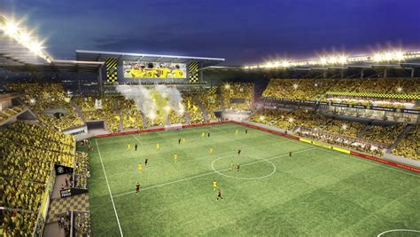crew sc don garber notes progress  mls address