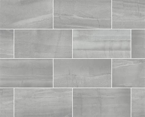 Living Stone Light Grey Porcelain Wall And Floor 308x61