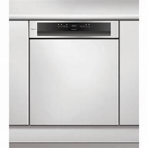 Taille Standard Lave Vaisselle : lave vaisselle semi encastrable whirlpool standard wcbo 3t123 pf i whirlpool france ~ Melissatoandfro.com Idées de Décoration