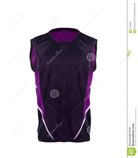 basketball jersey isolated stock photo image