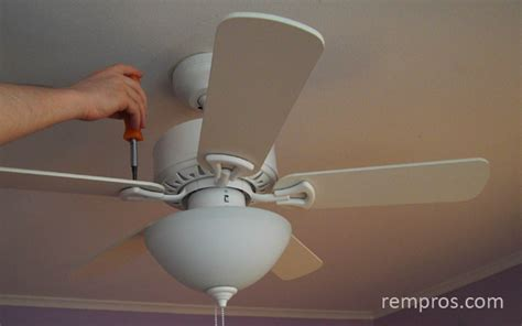 White ceiling fan   light fixtures