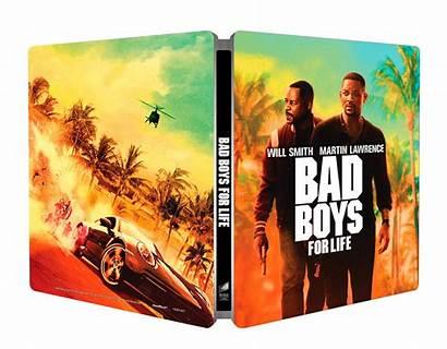 Bad Boys Steelbook 4k Blu Ray 2d