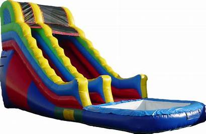 Slide Water Inflatable Clipart Wet Giant Dry