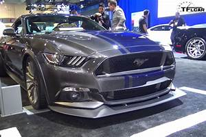SpeedKore creates $145K carbon fiber 2017 Ford Mustang for SEMA [Video] - The Fast Lane Car