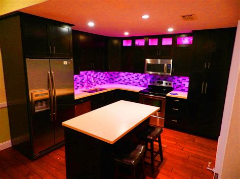 best way to install under cabinet lighting how to install color changing led lighting youtube