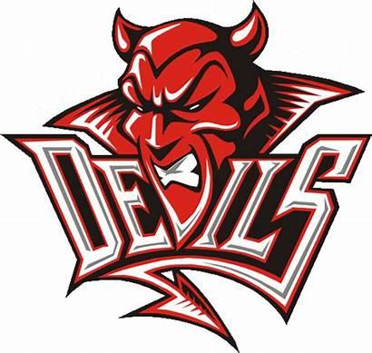 Lawrence County Hockey Team Logos Sports Devils