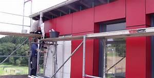 Hpl Platten Fassade : trespa fassade b denbender dachtechnik ~ Sanjose-hotels-ca.com Haus und Dekorationen