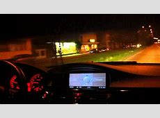 BMW 335i Coupé E92 306 PS Night Drive YouTube