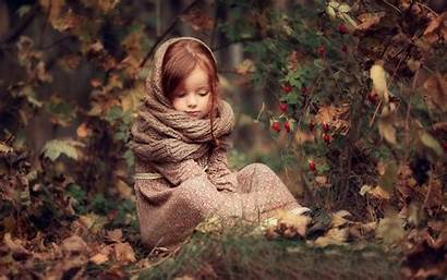 Hair Nature Berries Forest Scarf Autumn Darya
