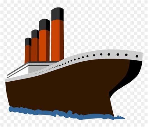 Titanic Boat Png by Titanic Titanic Boat Clip Art Free Transparent Png