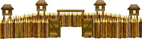 build  stockade clip art