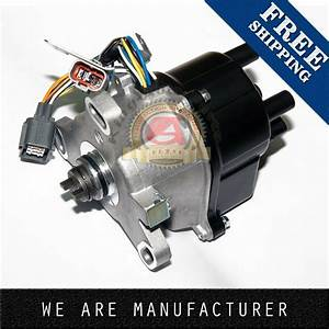 New Ignition Distributor For 1990 1991 Honda Accord 2 2l Td