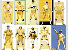Henshin Grid Gokaiger Rumors Skirts not only on Yellow
