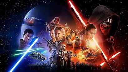 Wars Kylo Ren Awakens Force Episode Leia