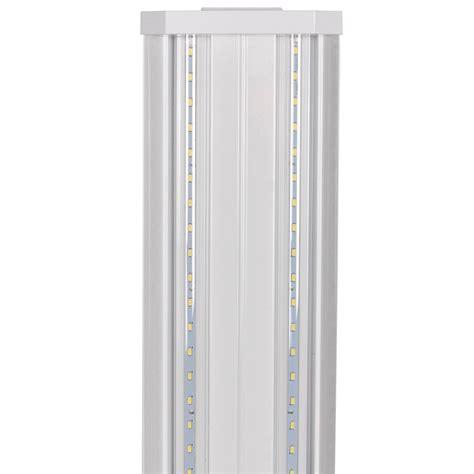 honeywell 4ft led shop light honeywell sh445501q110 led aluminum shop light 4500 lumen