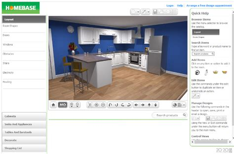 homebase kitchen designer five of the best kitchen design apps appliance city 1667