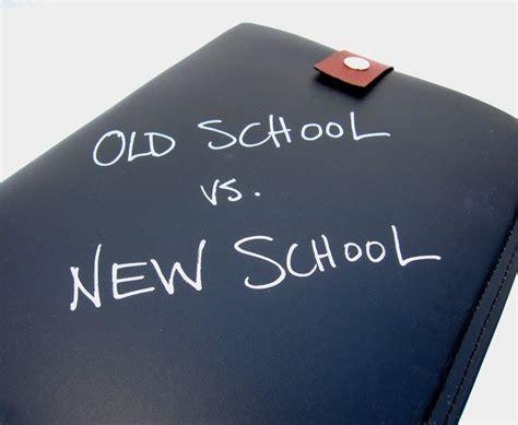 Presentation Styles Old School Vs New School  Big Fish