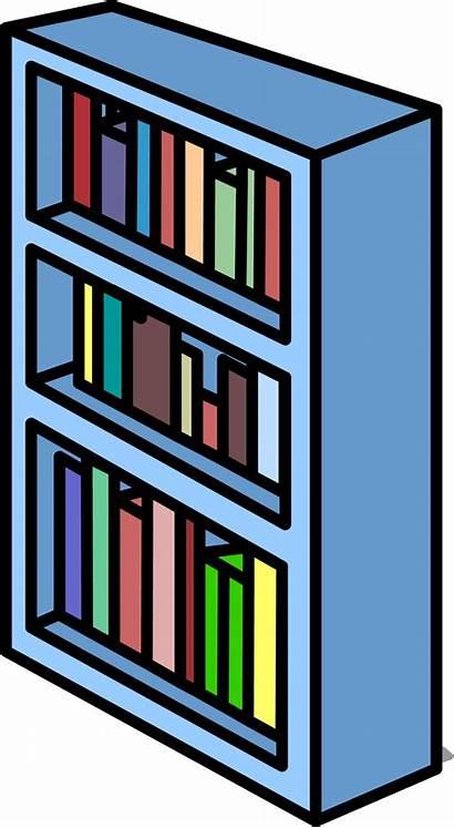 Bookshelf Shelf Clipart Clip Sprite Library Clipartmag