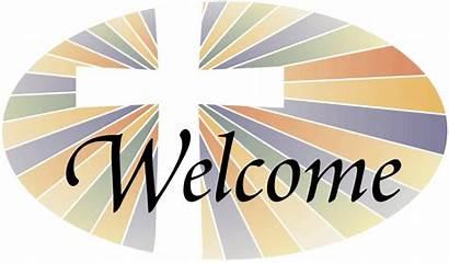 Welcome Church Clipart Pastor Clip Please Parish