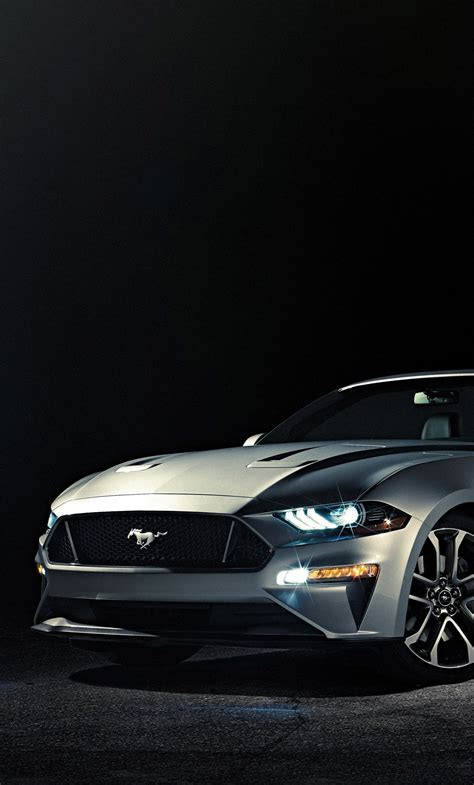 ford mustang gt convertible  iphone  hd