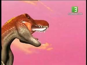 Image - T-Rex.PNG - Dinosaur King
